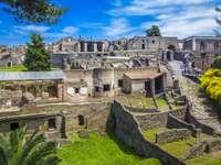 Ciudad antigua de Pompeya