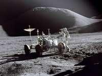 Αυτό είναι το φεγγάρι προσγείωση παζλ