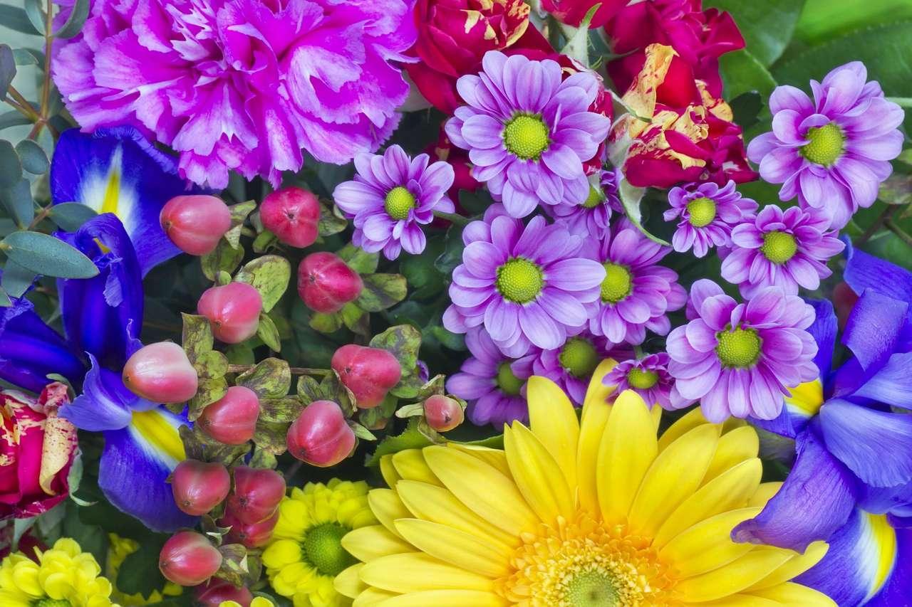 Beautiful springs flowers