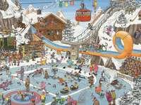 Jan Van Haasteen Winter sports