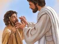 Jesus and Bartimaeus