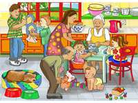 getting to know family members for kids
