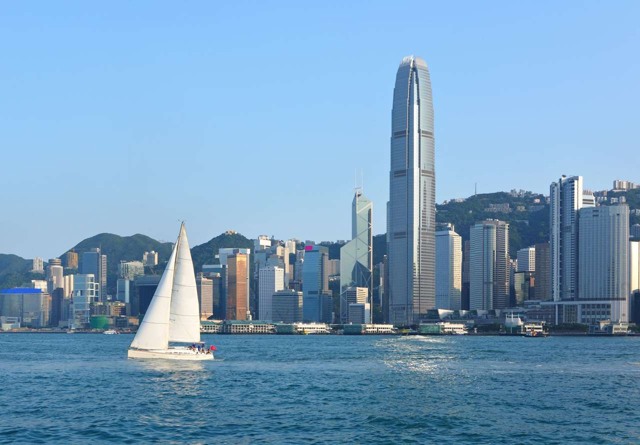 Hong Kong hamn