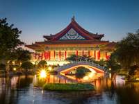 Nationaler Konzertsaal in Taipei