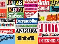 Magazines puzzle
